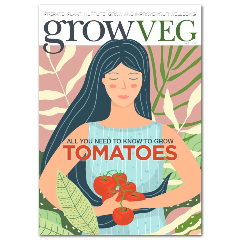 Grow Veg Magazine