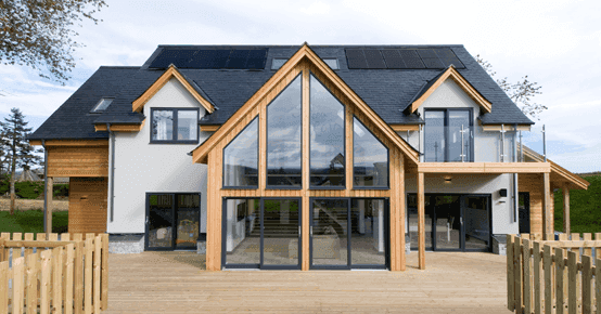 Scotframe  – Timber Frame Homes, Self-build