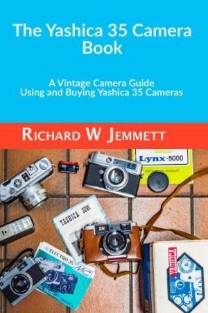 Yashica 35 Book Cover